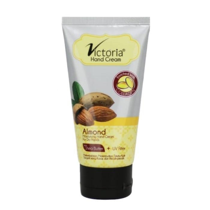 Victoria Hand Cream Almond