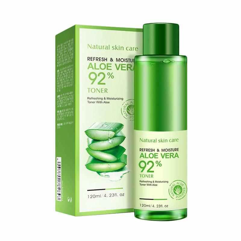 Bioaqua Natural face Toner Aloe Vera moisturizer Skin Care