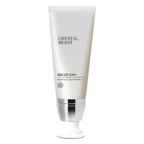 Crystal Moist BRIGHT ION+ Brightening CC Cream SPF 36 PA+++