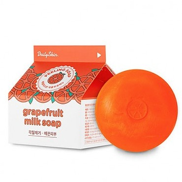 Daily Skin Grapefruit Milk Soap