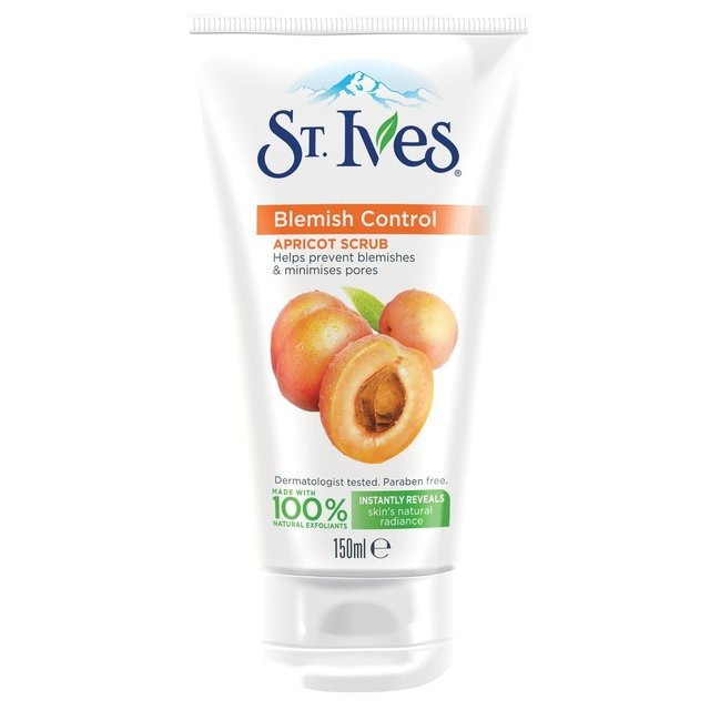 St.Ives Blemish Control Apricot Scrub