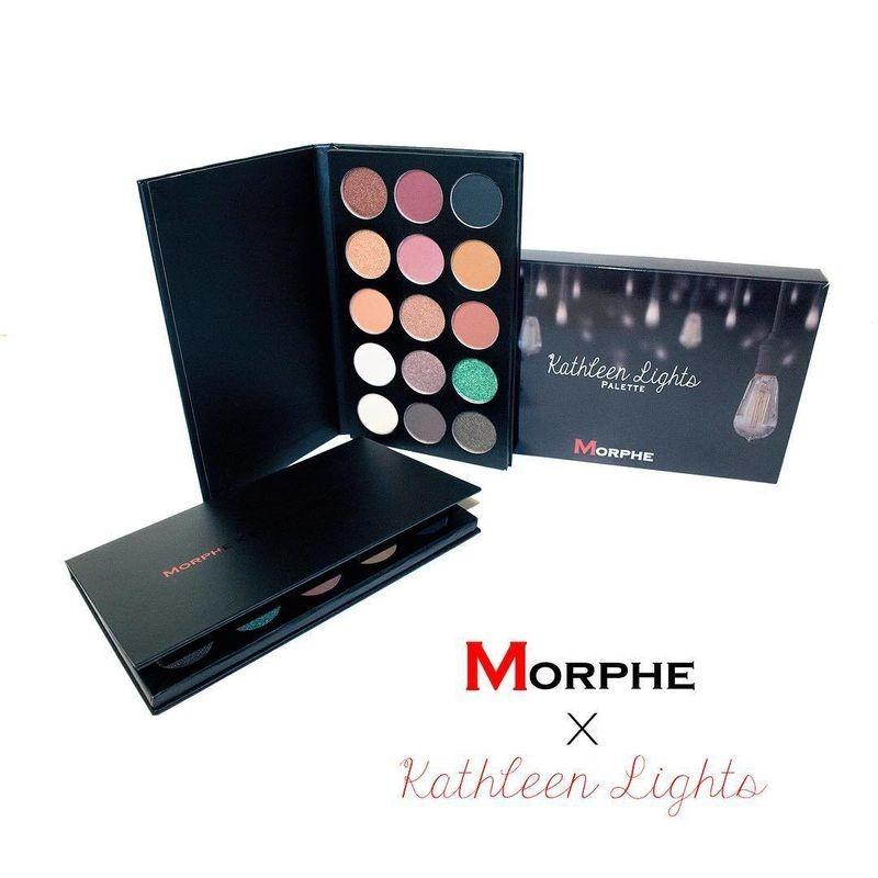 Morphe Morphe x Kathleen Lights Eyeshadow Palette