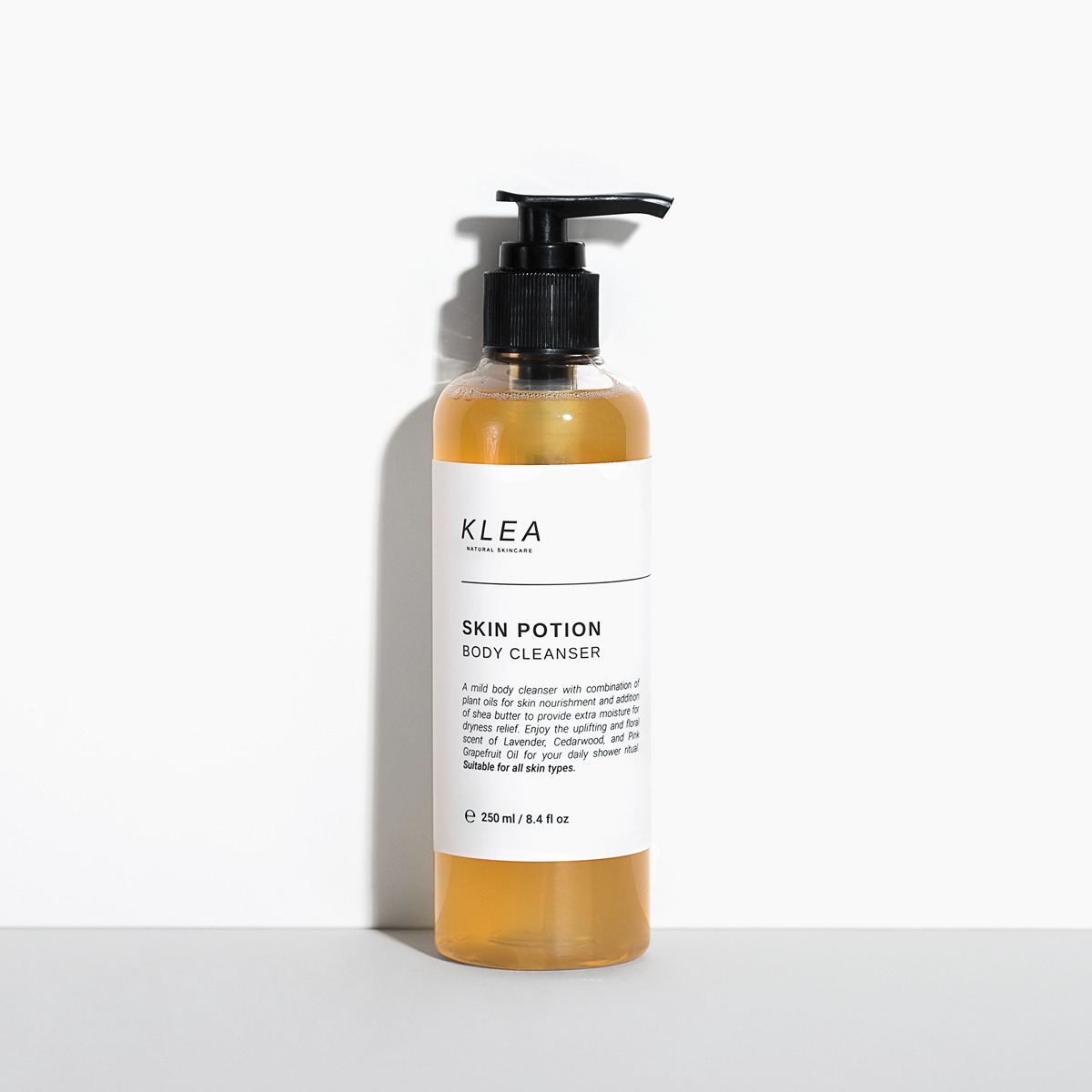 Klea Skin Potion Body Wash