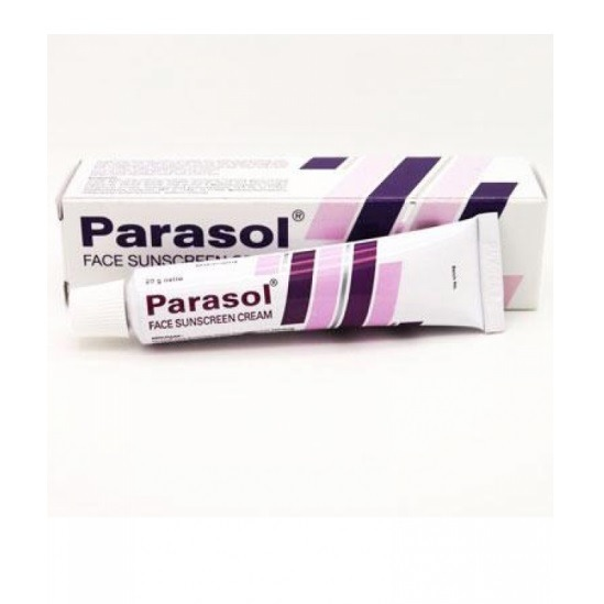 Parasol Face Sunscreen Cream SPF 30