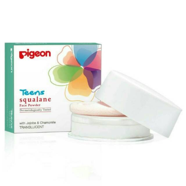 Pigeon Teens Squalane Face Powder