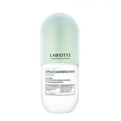 Labiotte Code-Derm Capsule Cleansing Water (Clearing)
