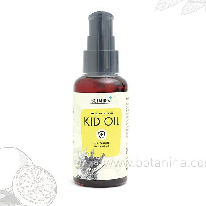 Botanina Comforting Kid Oil