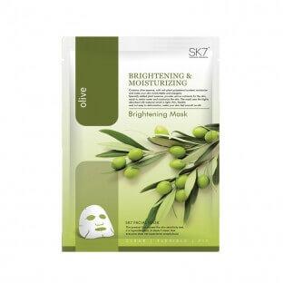 SK7 Olive Brightening Mask