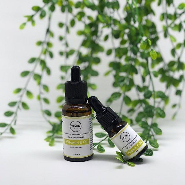 Kleveru Vitamin E Oil