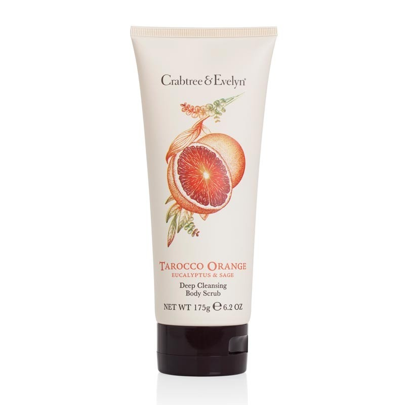 Crabtree and Evelyn Deep Cleansing Body Scrub