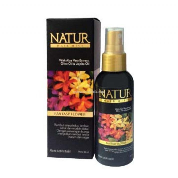 Natur Fantasy Flower Hair Mist