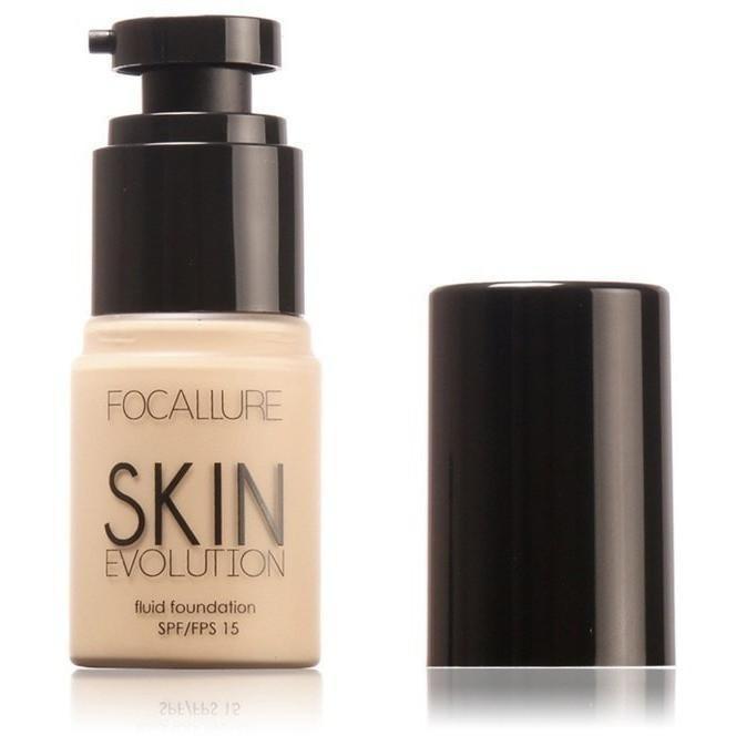FOCALLURE Face Foundation Makeup Base Liquid