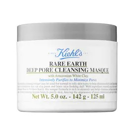 Kiehl's Rare Earth Pore Cleansing Masque