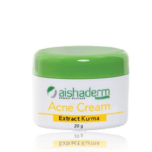 AISHADERM AISHADERM Acne Cream