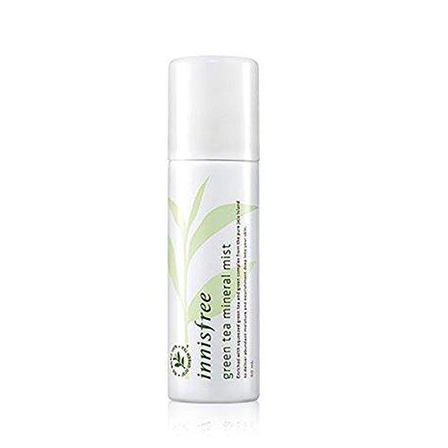 Innisfree Green Tea Mineral Mist (Micro Mist)