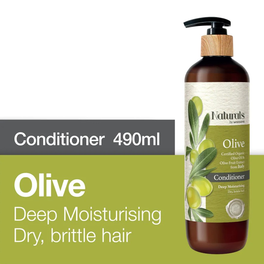 Naturals by Watsons Olive Conditioner