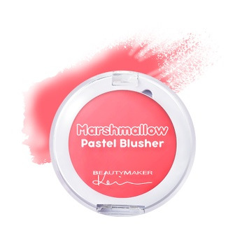 Beautymaker Marshmallow Pastel Blusher Peach