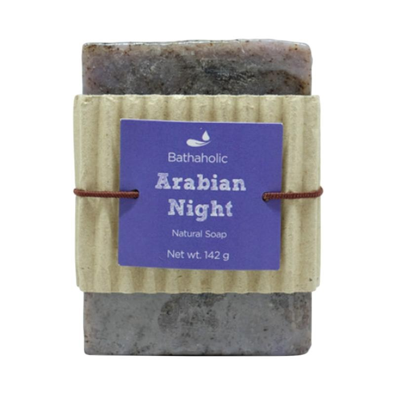 Bathaholic Arabian Night Natural Soap