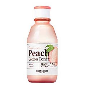SKINFOOD Premium Peach Cotton Toner