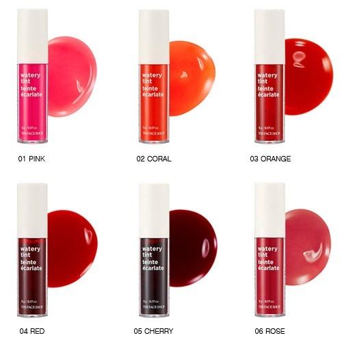 The Face Shop Watery tint