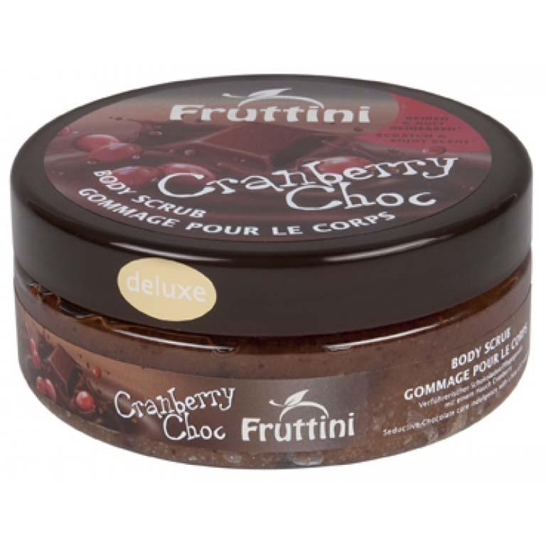 Fruttini CRANBERRY CHOC BODY SCRUB