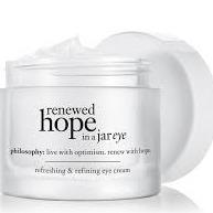 philosophy Renewed Hope in a Jar Eye (refreshing & refining eye cream)