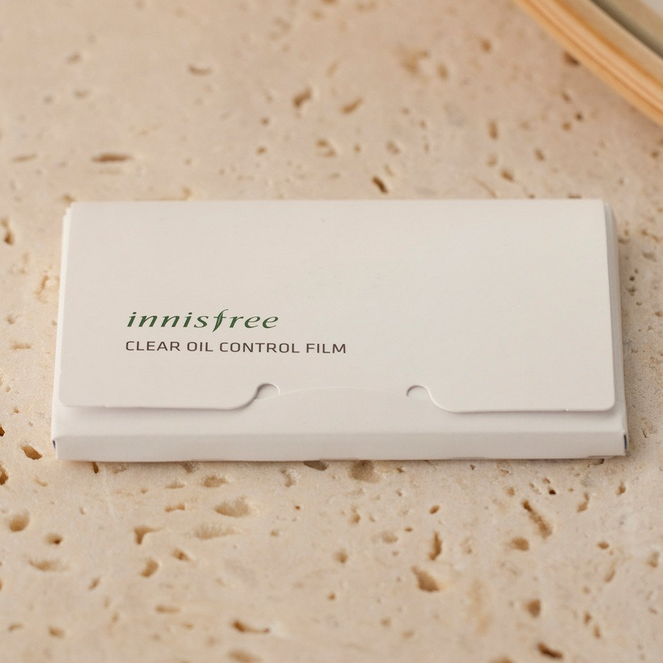 Innisfree Eco Beauty Tool Clear Oil Control Film