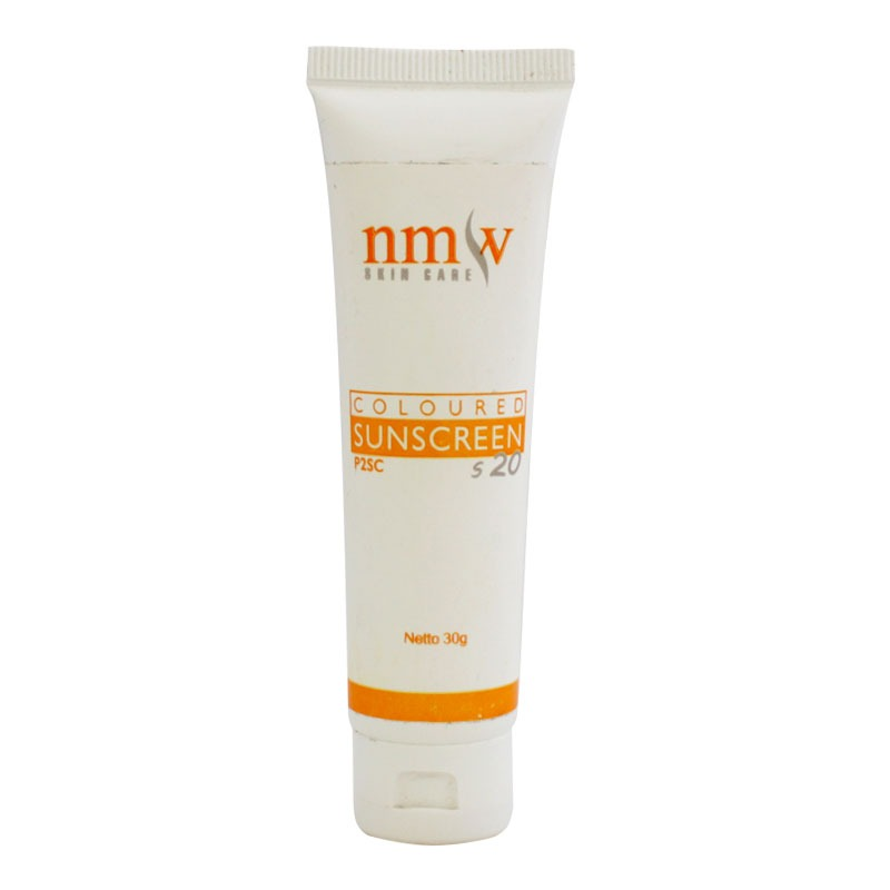 NMW Coloured Sunscreen
