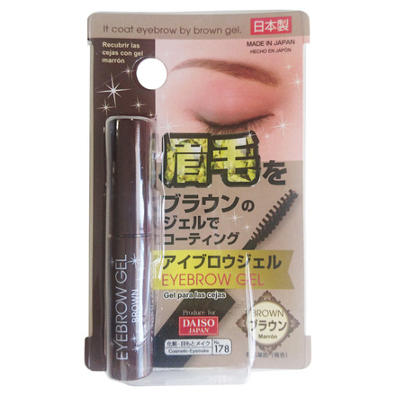 Daiso Eyebrow gel