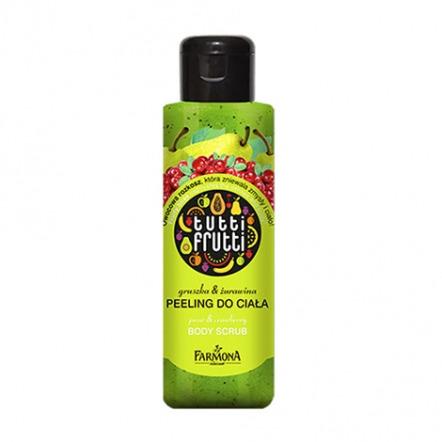Tutti Frutti Pear & Cranberry Body Scrub