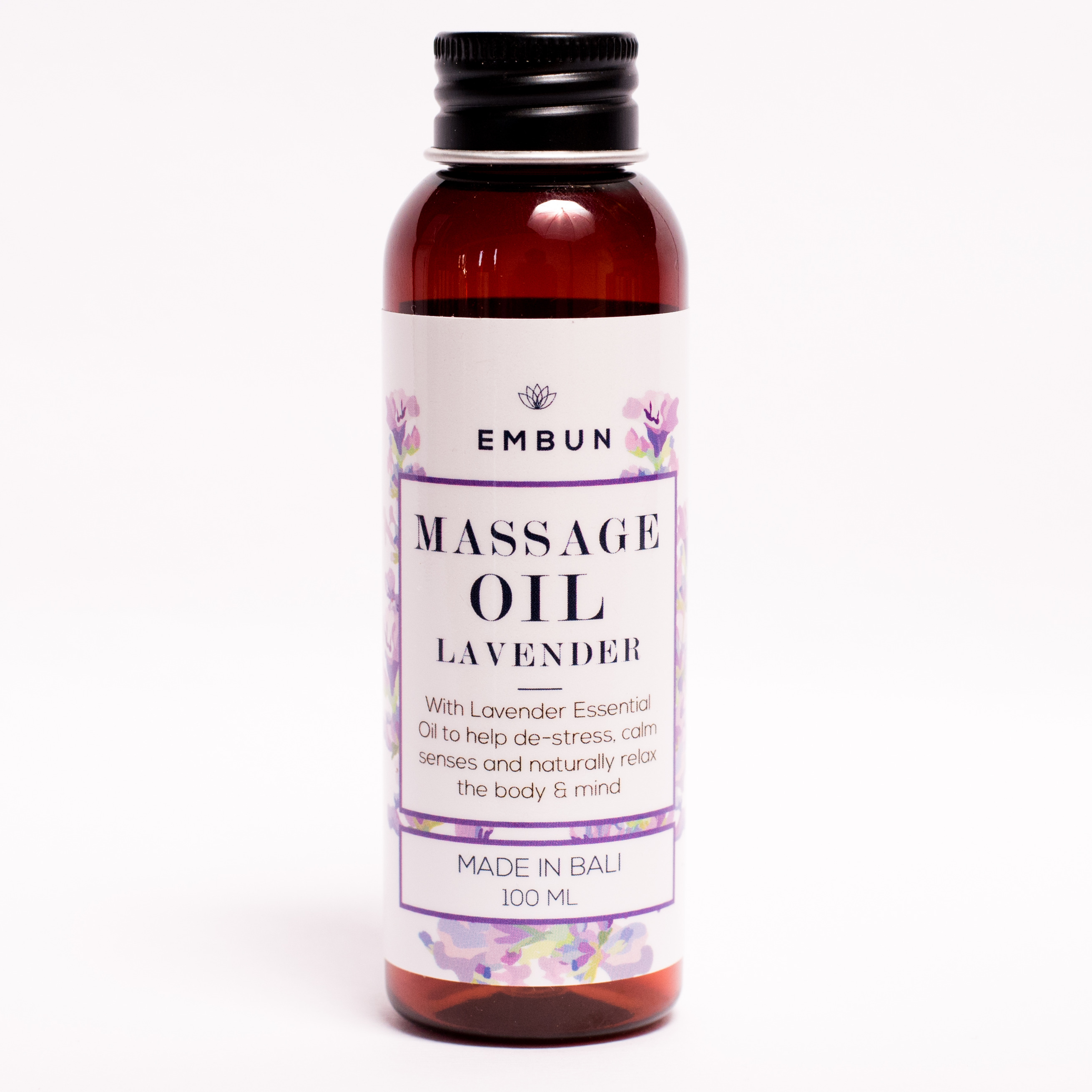 Embun Massage Oil Calming Lavender