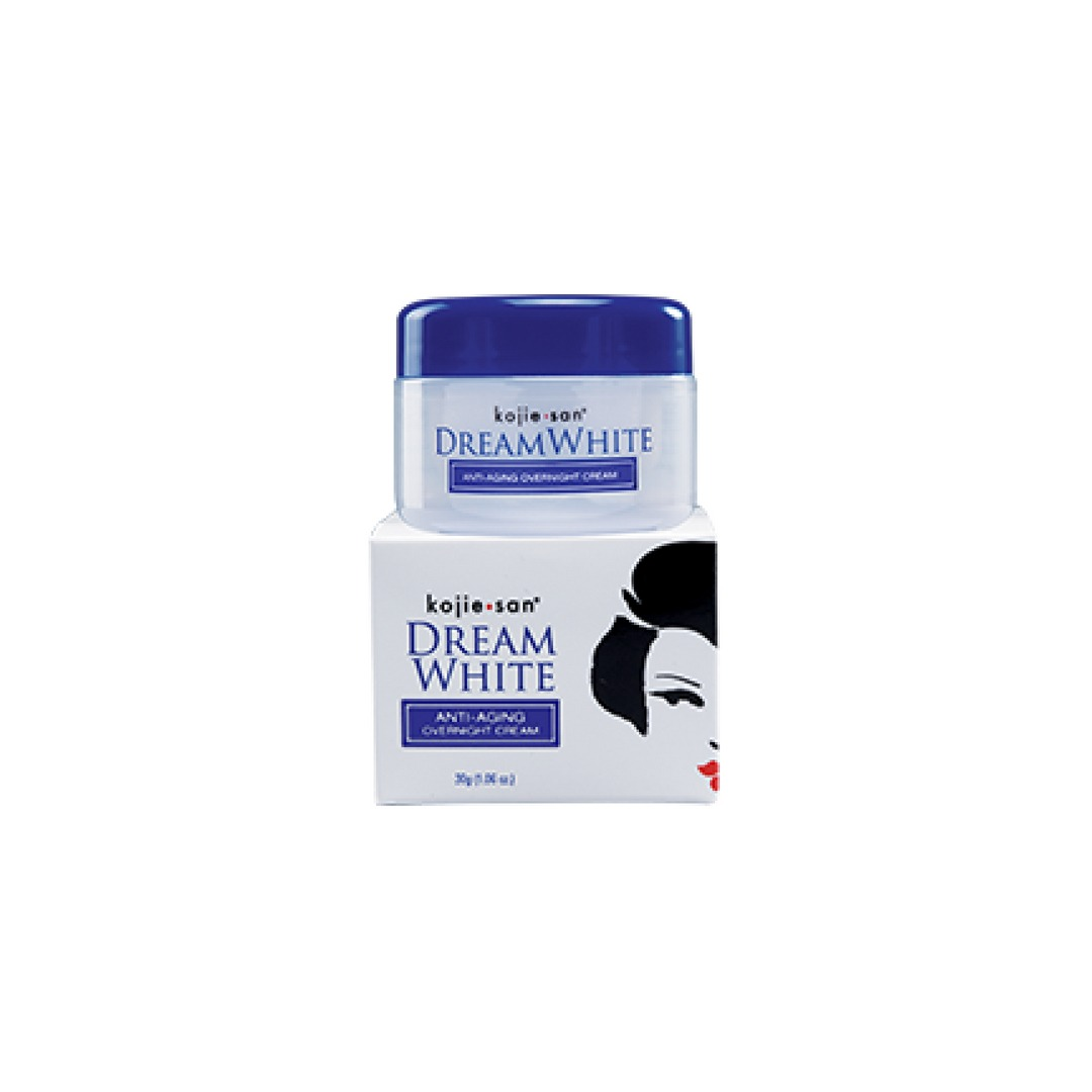 Kojie San DreamWhite ANTI-AGING OVERNIGHT CREAM