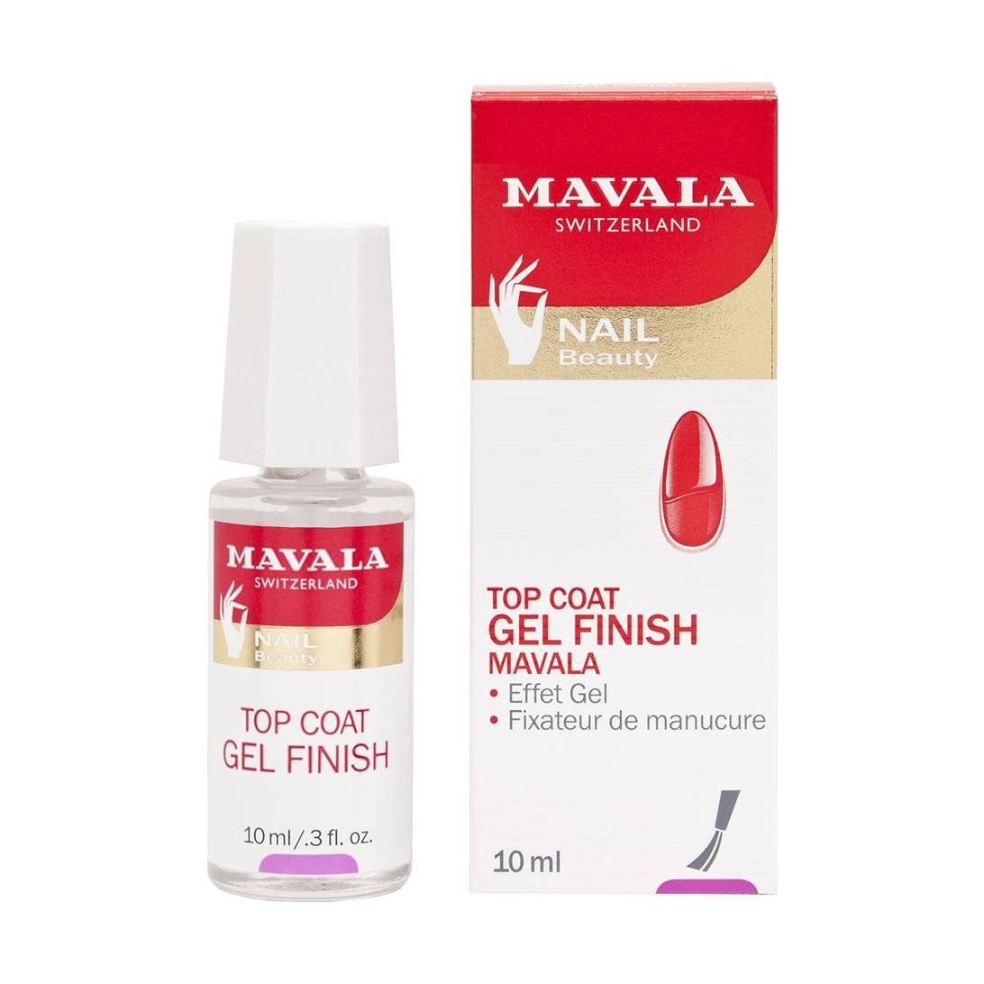Mavala Top Coat Gel Finish