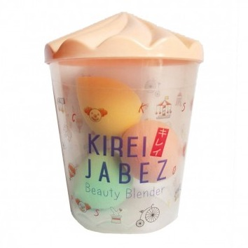 Kirei Jabez Mini Beauty Blender With Case