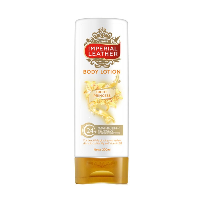 Imperial Leather Body Lotion White Princess