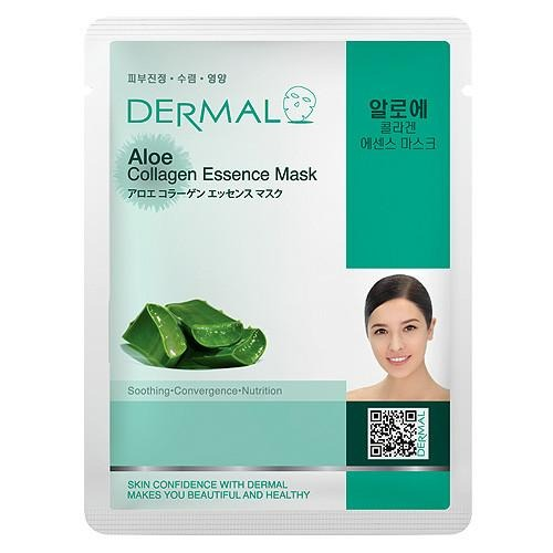 Dermal COLLAGEN ESSENCE MASK - ALOE