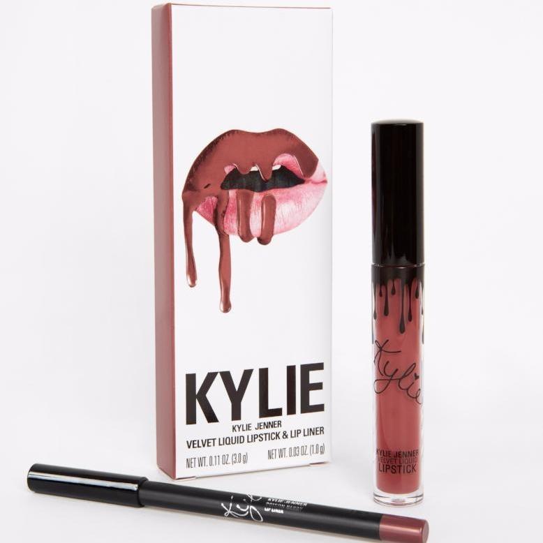 Kylie Cosmetics POISON BERRY | VELVET LIP KIT