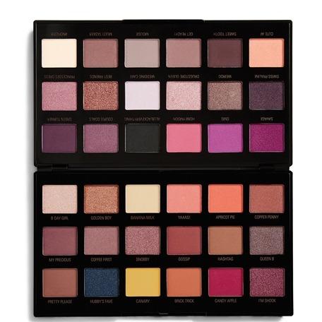Makeup Revolution Revolution x Petra Eyeshadow Palette