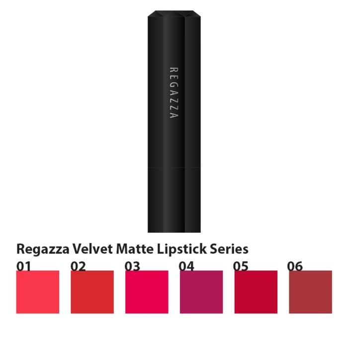 Regazza Velvet Matte Lipstic