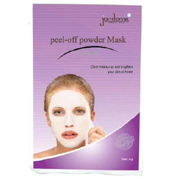 Jordanie Peel Off Powder Mask Lavender