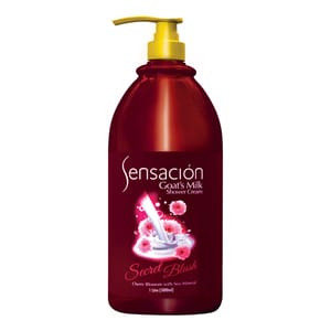 Sensacion SHOWER CREAM GOAT SECRET BLUSH
