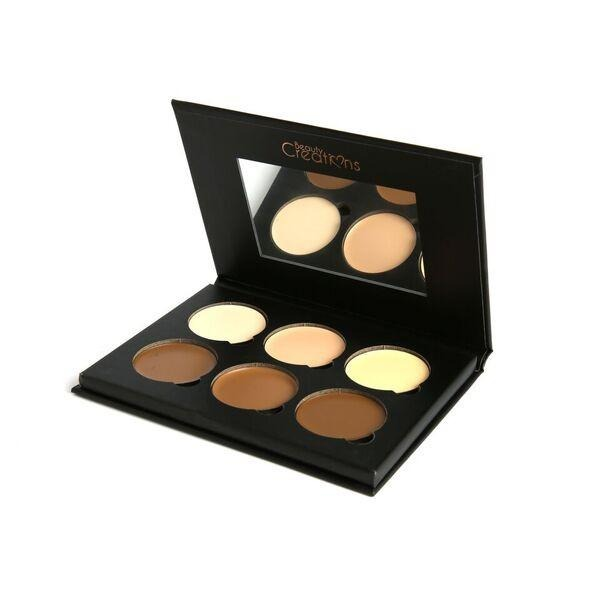Beauty Creation CONTOUR CREAM PALETTE