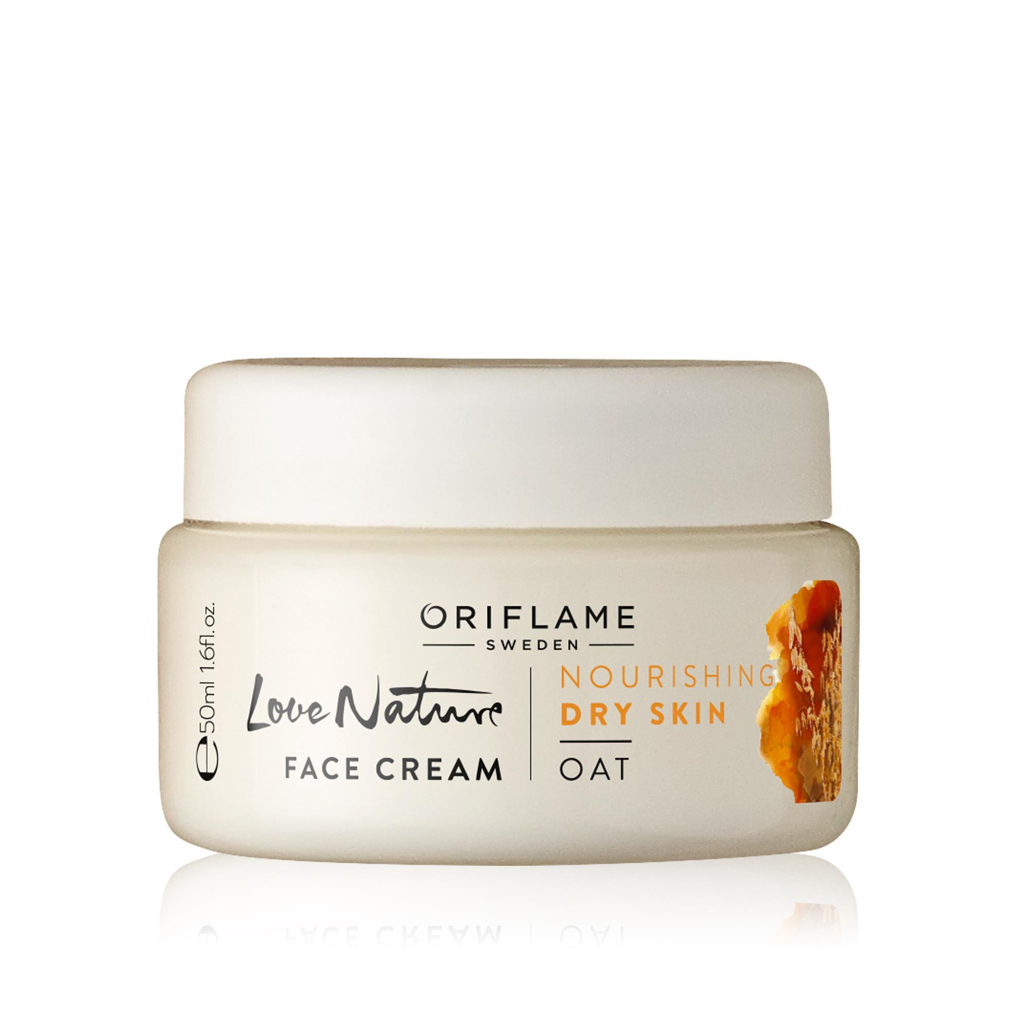 Review Oriflame Love Nature Face Cream Oat Beauty Journal By Sociolla Tje Fuk Night Whitening Original