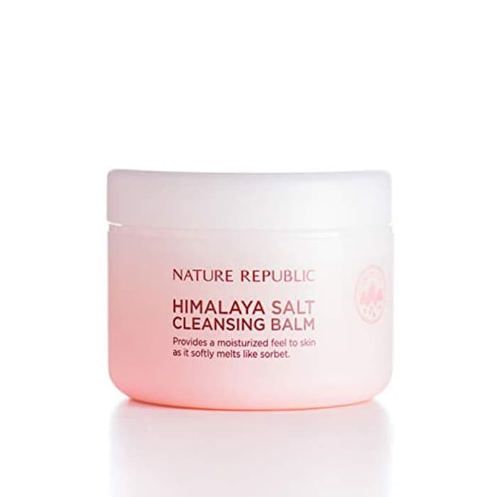Nature Republic HIMALAYA SALT CLEANSING BALM - PINK SALT