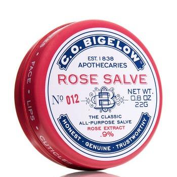C.O. Bigelow Rose Salve The Classic All-Purpose Salve