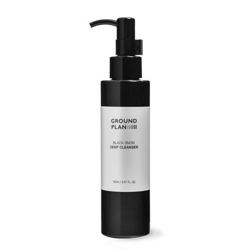 Ground Plan BLACK SNOW DEEP CLEANSER