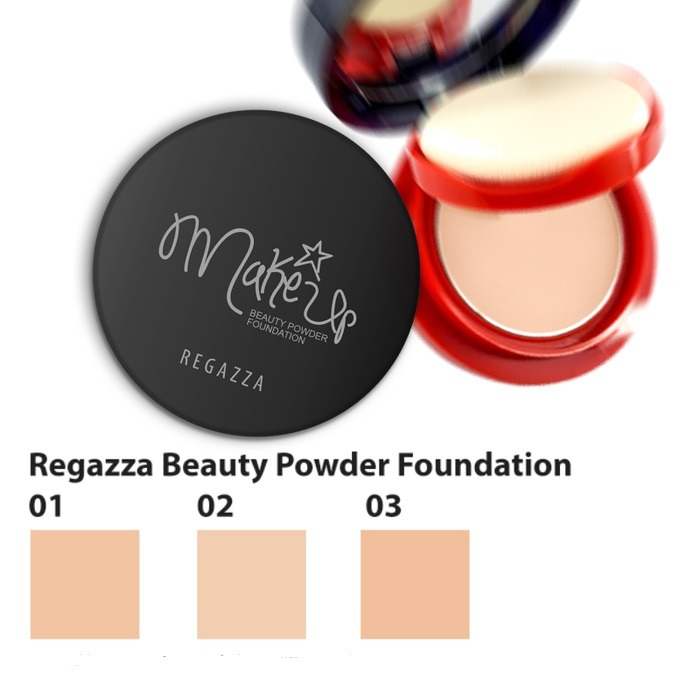 Regazza Beauty Powder Foundation