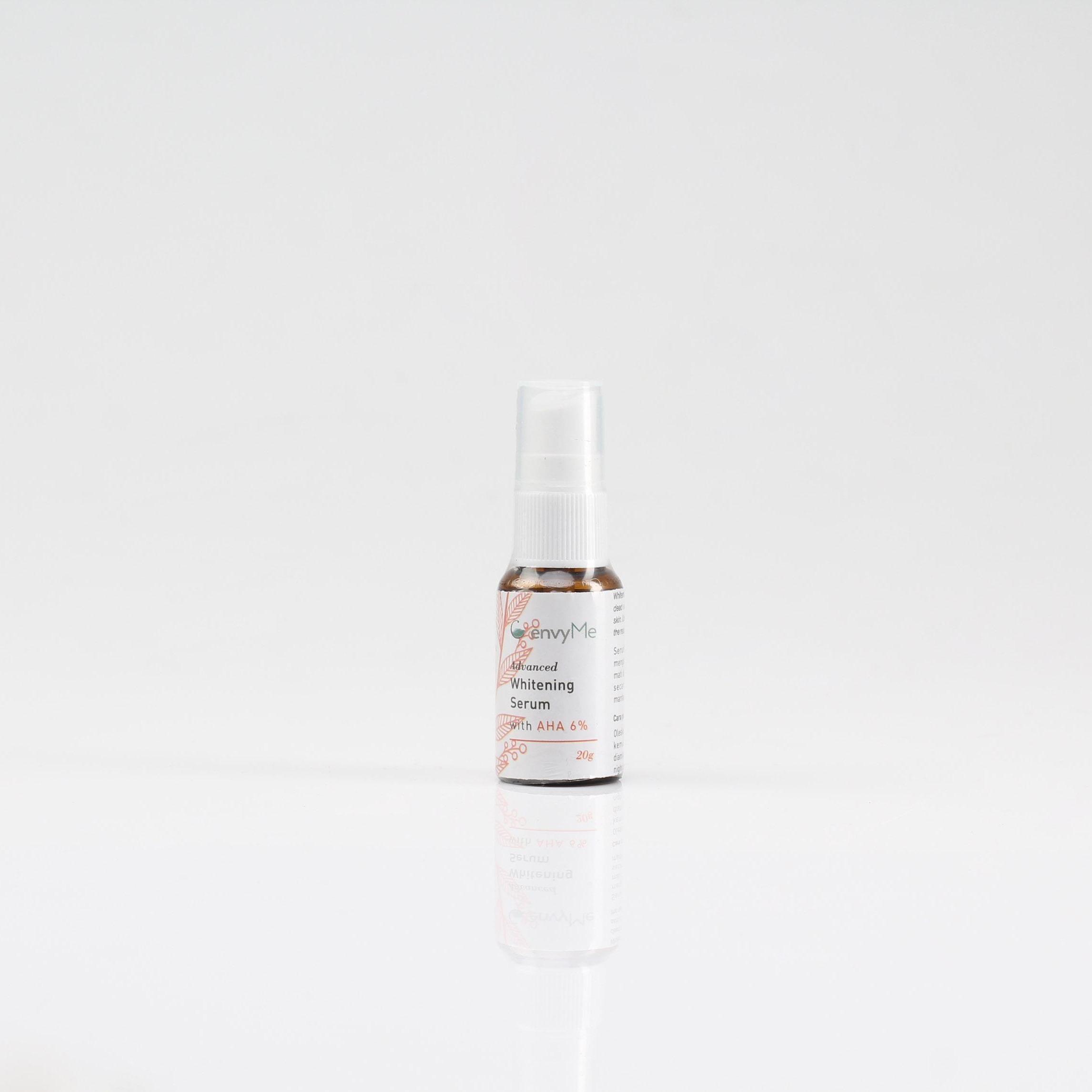 Review Envygreen Advanced Whitening Serum With Aha 6 Beauty Jafra Nourishing Hand Ampamp Nail Lotion
