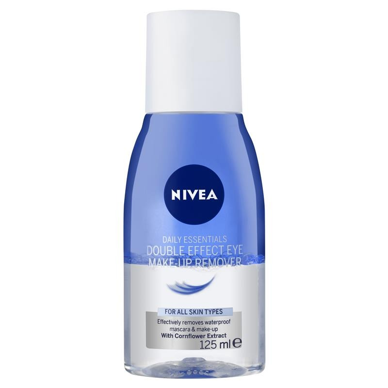 Nivea Visage Eye Make Up Remover