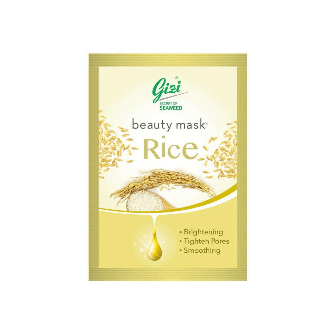 Gizi Beauty Mask Rice